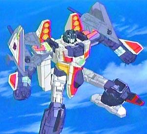 Energon Starscream    Transformers Energon Starscream